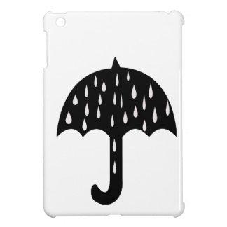 Umbrella and raining case for the iPad mini