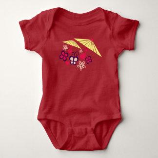 umbrella baby bodysuit