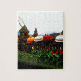 Umbrella Bali Splash Orginal Jigsaw Puzzle