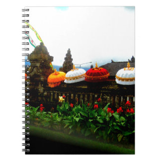 Umbrella Bali Splash Orginal Notebook
