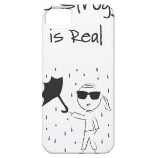 Umbrella Fail Struggle Is Real iPhone 5 Cover