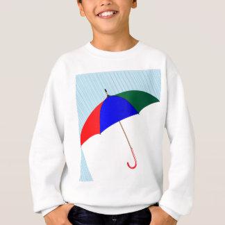 Umbrella In The Rain Sweatshirt