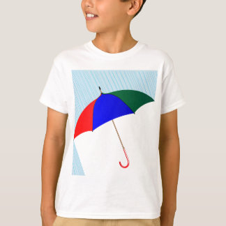 Umbrella In The Rain T-Shirt