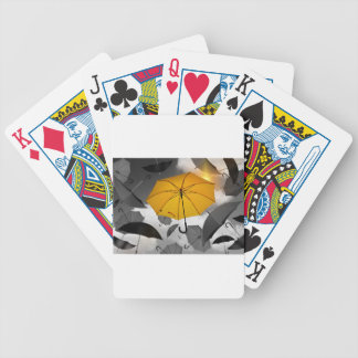 umbrella poker deck