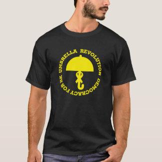 UMBRELLA REVOLUTION and DEMOCRACY FOR HK. T-Shirt