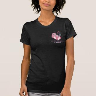 Umbrella Teddy Bear - New Mom of Girl - Customize T Shirts