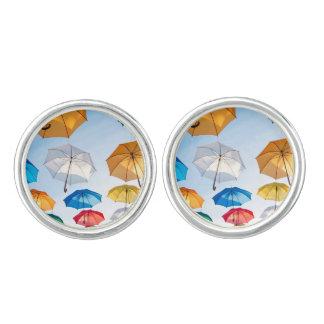 Umbrellas Cufflinks