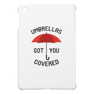 Umbrellas Got You Covered Cover For The iPad Mini