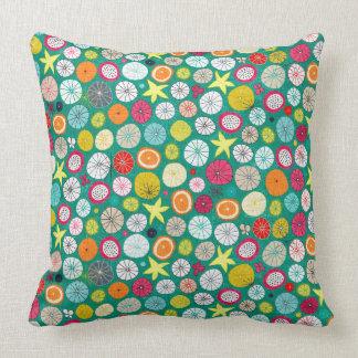 umbrellas jade cushion