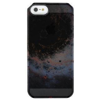 UMilky-Nebula Clear iPhone SE/5/5s Case