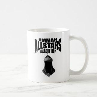 Ummah Allstars Saladin Coffee Mug