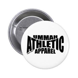 Ummah Athletic Apparel Button