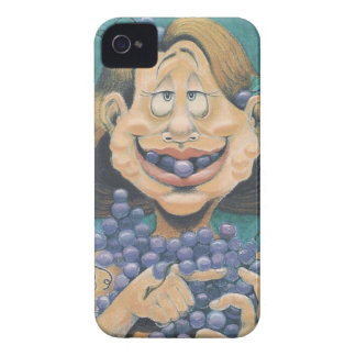 Ummmm Grapes!!!! iPhone 4 Case-Mate Case