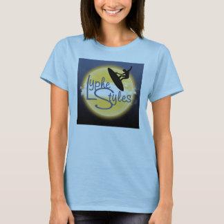 UMOL LypheStyles Logo Surfer Womens T-shirt