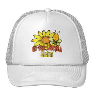 Un-Bee-Lievable Sisters Hat
