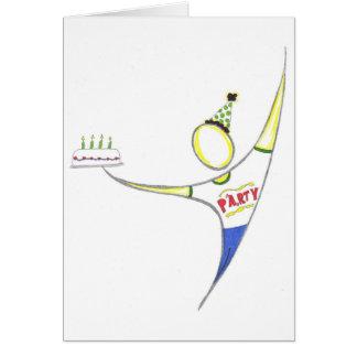 Un-birthday card