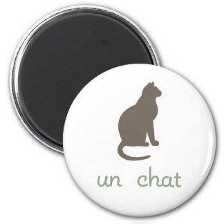 Un Chat Magnet