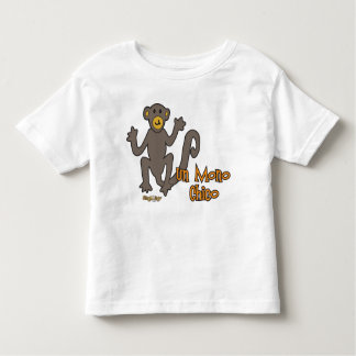 Un Mono Chico (One Little Monkey) Toddler T-Shirt