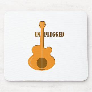 Un Plugged Mouse Pad