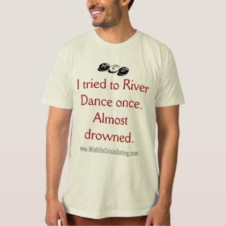 Un-River Dance Dating Shirt