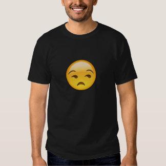 Unamused Face Emoji T Shirt