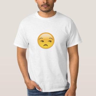 Unamused Face Emoji T-Shirt