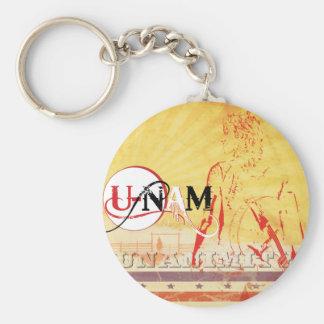 UNANIMITY  Key Chain