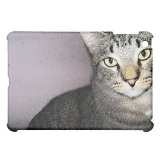 Unassuming And Unimpressed Tommy Cat  Case For The iPad Mini