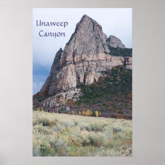 Unaweep Canyon Posters