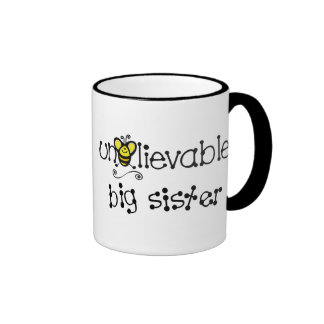 Unbelievable Big Sister mug