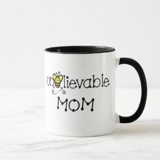 Unbelievable Mom mug