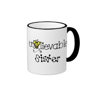 Unbelievable Sister mug
