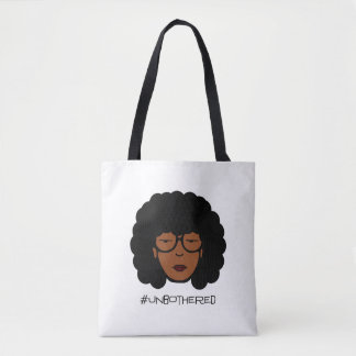 Unbothered Tote Bag