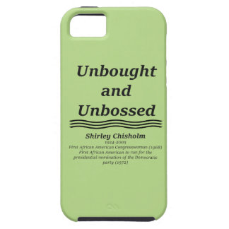 Unbought and Unbossed Case For The iPhone 5