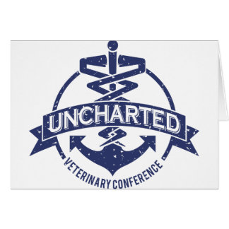 Uncharted Veterinary Conference Card
