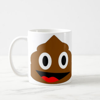 unchi smile coffee mug