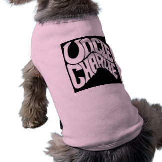 Uncle Charlie Customizable Dog Shirt