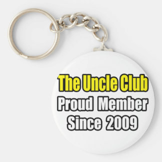 Uncle Club...Since 2009 Key Ring