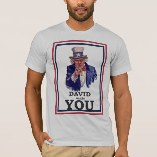 Uncle David T-Shirt