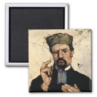 Uncle Dominique as a Lawyer, 1866 Fridge Magnets