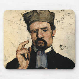 Uncle Dominique as a Lawyer, 1866 Mouse Pad
