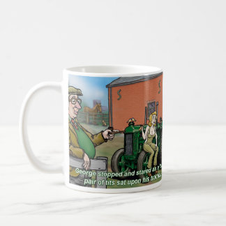 Uncle George Tractor Mug 2