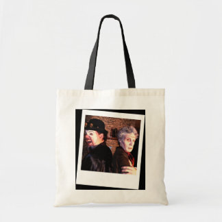 Uncle Gregory and Baron Bones Tote