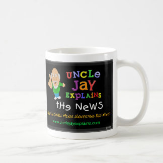 "Uncle Jay ""Double Label Great"" Mug"