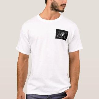 Uncle King black background t-shirt