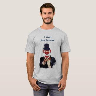 Uncle Monkey T-Shirt