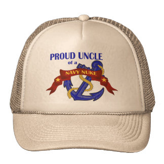 Uncle of a Navy Nuke Cap
