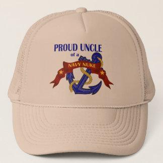 Uncle of a Navy Nuke Trucker Hat