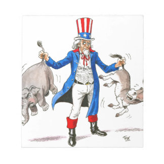 Uncle Sam 3 Notepad