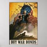 Uncle Sam: Buy War Bonds